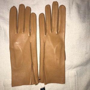 NWOT Deerskin Leather Gloves